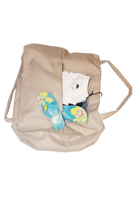 Baby Sitzsack Tasche