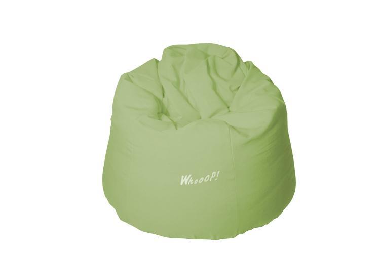 günstiger qualitativer Sitzsack in der Farbe Grifgrün
