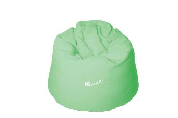 günstiger qualitativer Sitzsack in der Farbe Mildgrün