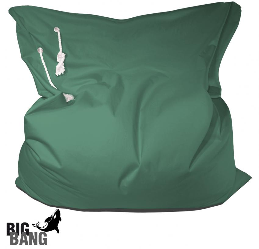 Outdoor Sitzsack Big Bang in Minz Grün