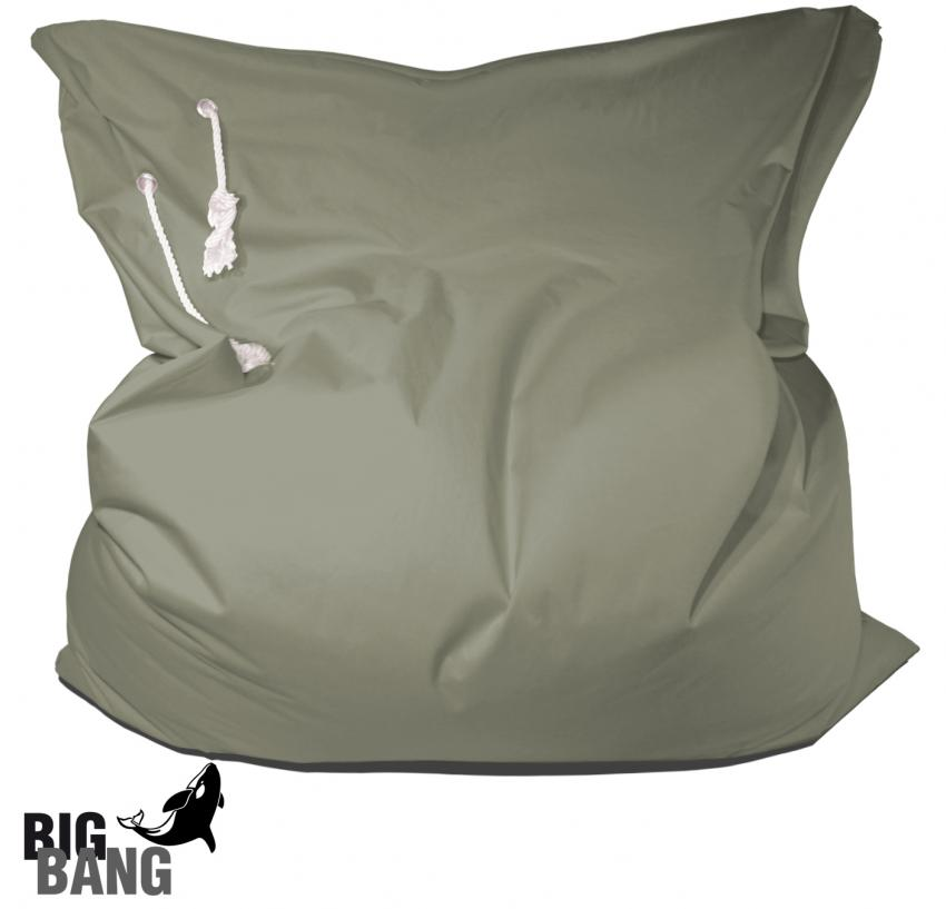 Outdoor Sitzsack Big Bang in Sandgrau