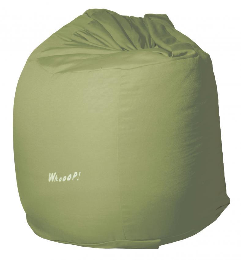 Riesensitzsack in der Farbe gift grün