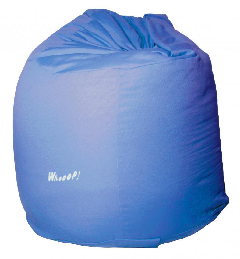 Riesensitzsack in der Farbe Meeres Blau