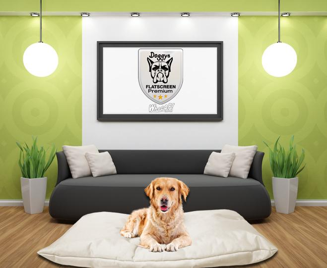 Hundekissen Premium Beige XXL