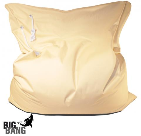 Outdoor Sitzsack Big Bang in Beige