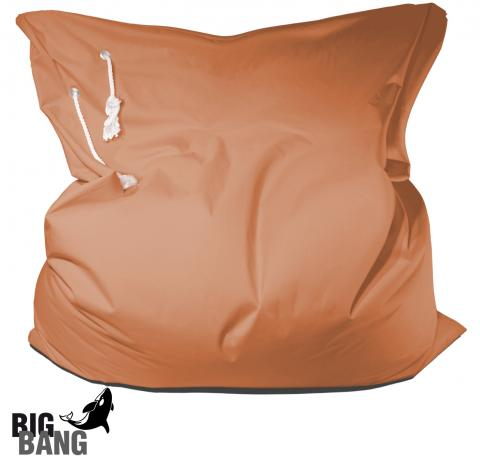 Outdoor Sitzsack Big Bang in Braun