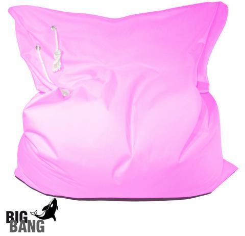 Outdoor Sitzsack Big Bang in pink