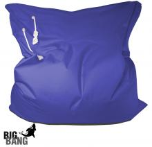 Outdoor Sitzsack Big Bang in Blau