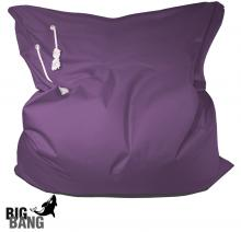 Outdoor Sitzsack Big Bang in Lila