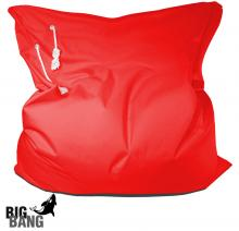 Outdoor Sitzsack Big Bang in Rot