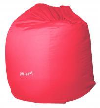 Riesensitzsack in der Farbe Himbeere